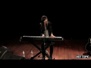 "Christina Perri  ""Jar Of Hearts"" LIVE!"